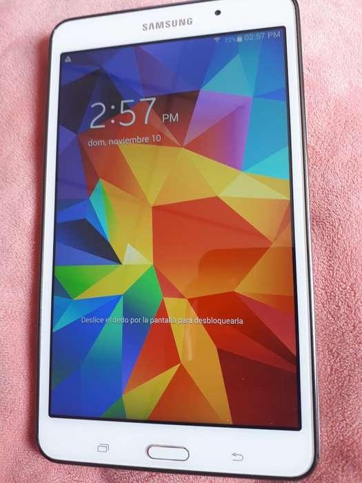 Vendo Galaxy Tab 4 de 7 Pulgadas