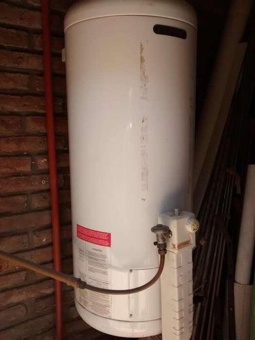 Termotanque a Gas Alta potencia 60L Ecotermo AP 60