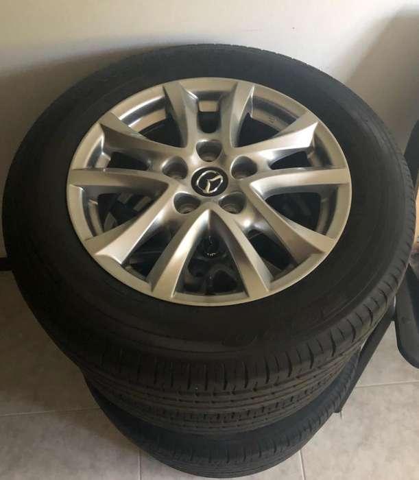 Rinesy Llantas Mazda 3