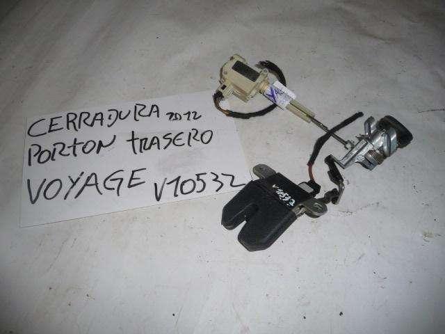 CERRADURA BAUL VW VOYAGE 2012 5U5959775