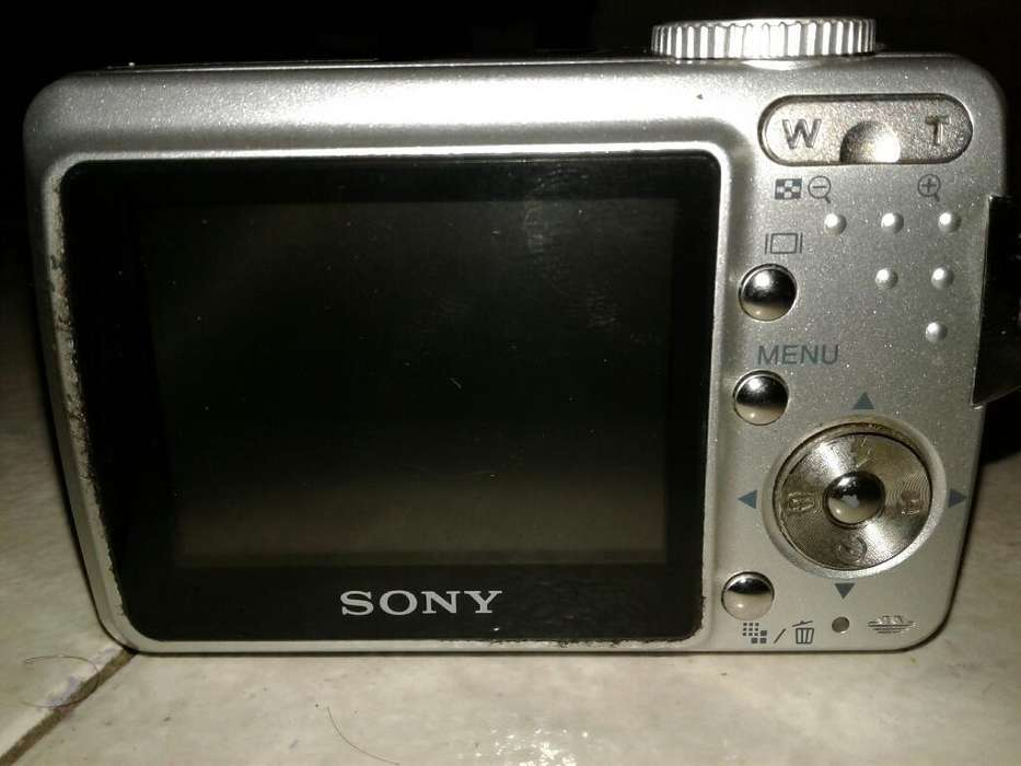 Camara <strong>digital</strong> Sony Dsc S500