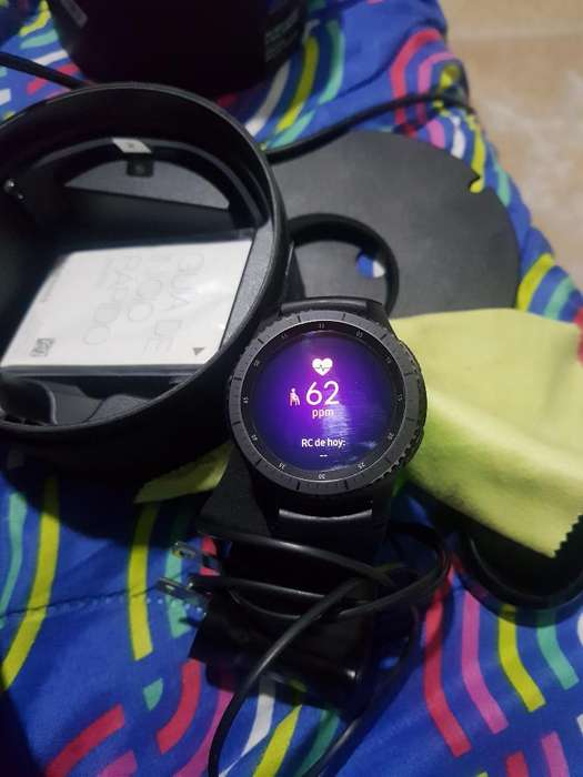 <strong>samsung</strong> Gear S3 Frontier