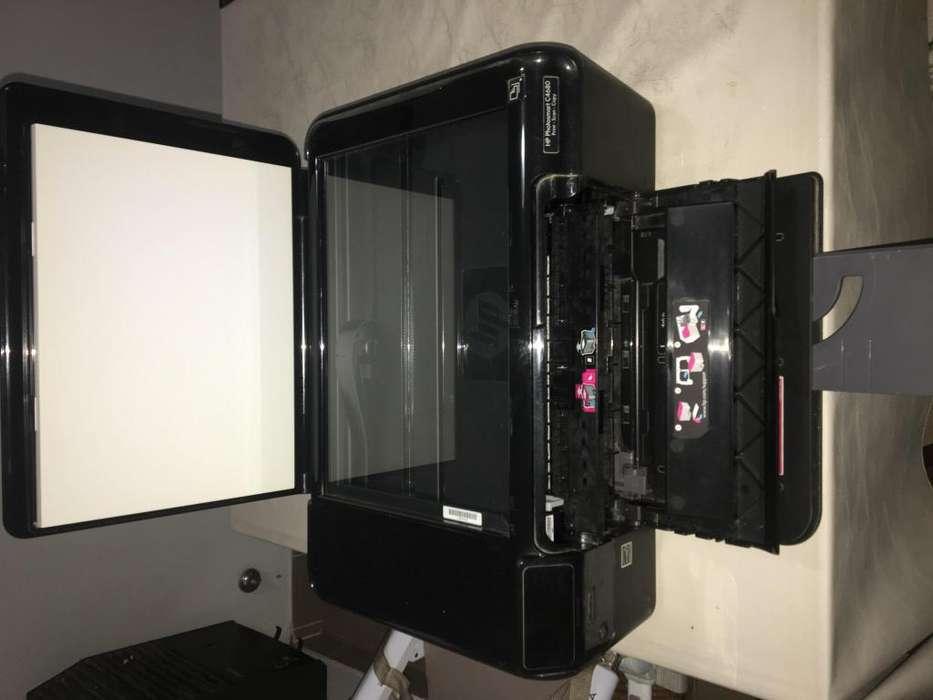 IMPRESORA HP PHOTOSMART C4680