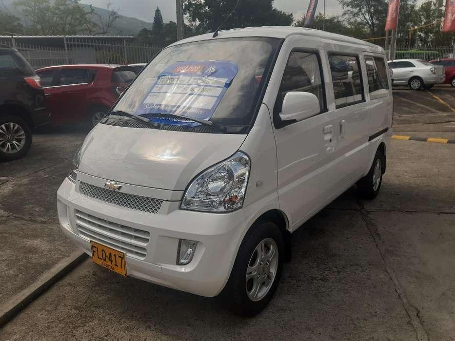 Chevrolet N300 2020 - 100 km