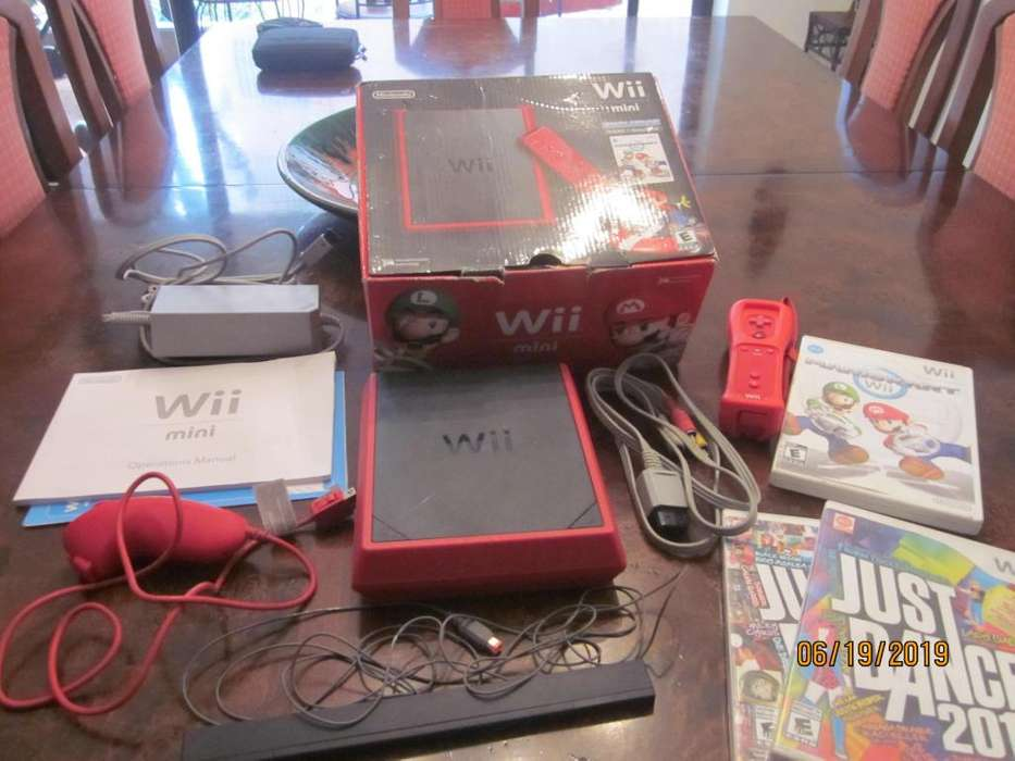 Mini Nintendo Wi