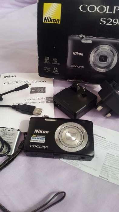Camara Nikon de Oferta