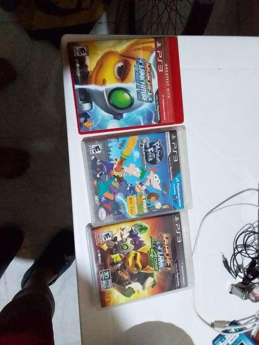 Juegos de Play Station 3 de Buena Calida