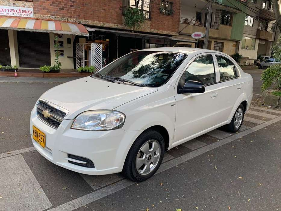<strong>chevrolet</strong> Aveo Emotion 2010 - 100000 km