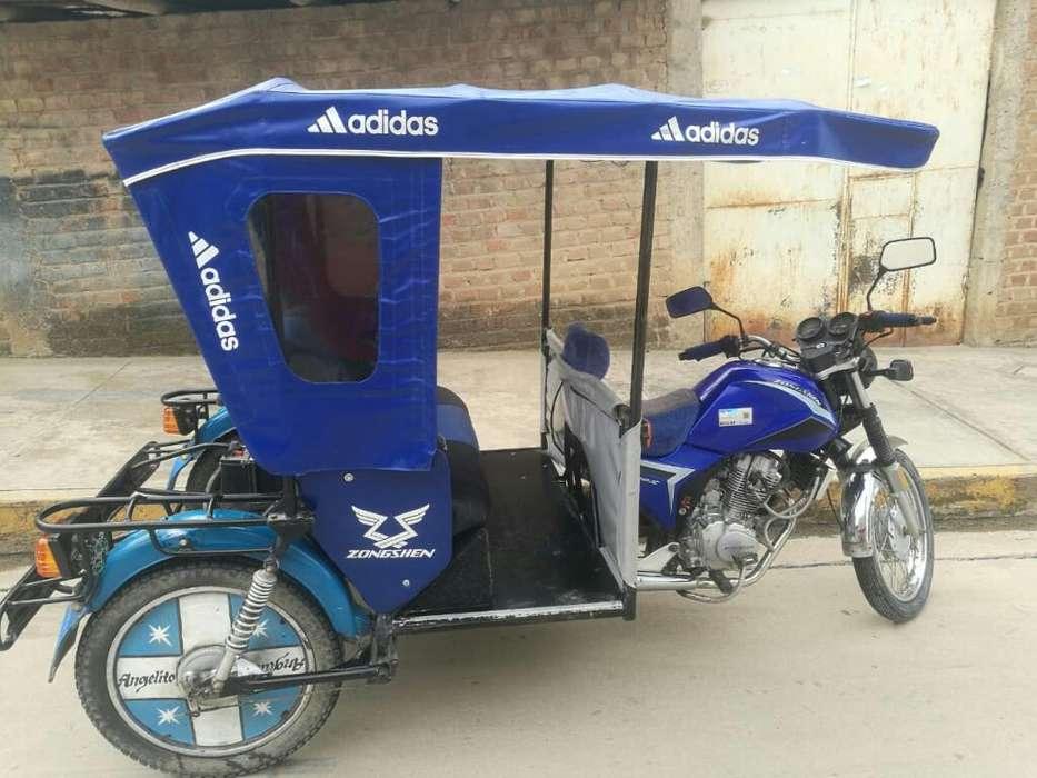 Mototaxi Zongshen 150