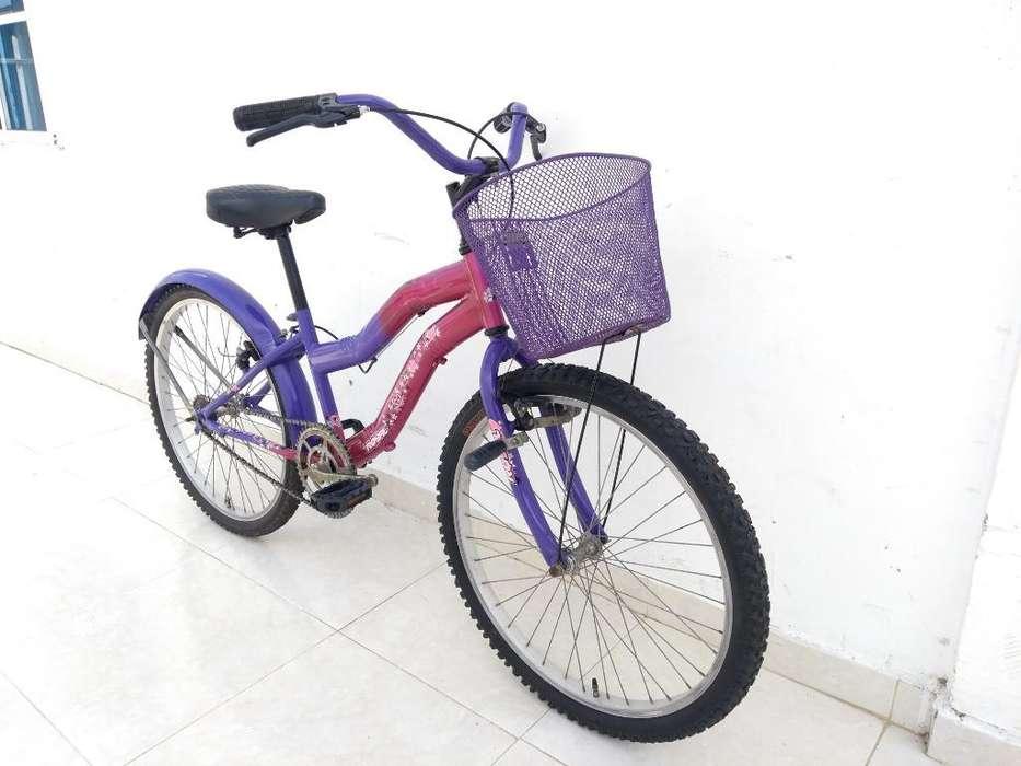 Bicicleta para Dama