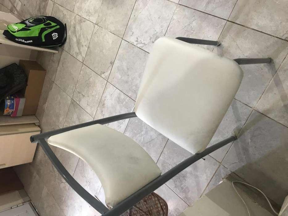 Mesa y 6 sillas de cao