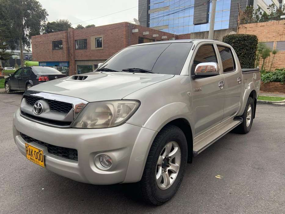 <strong>toyota</strong> Hilux 2010 - 117000 km