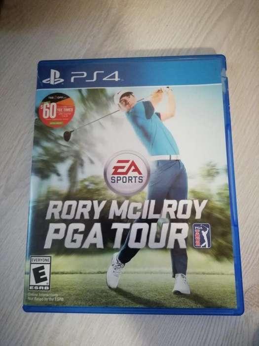 Rory Mcilroy Pga Tour Playstation 4 GOLF