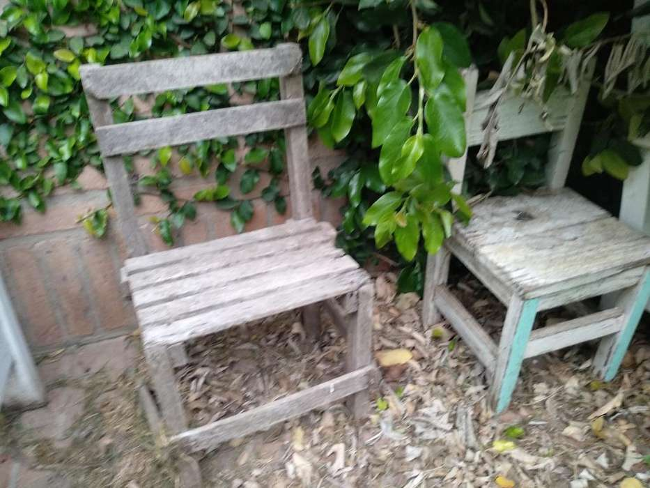 <strong>silla</strong>s Chicas Jardin