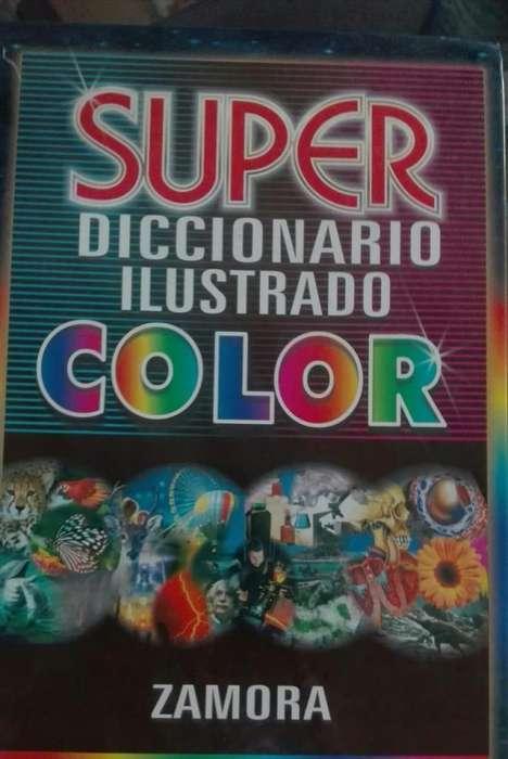 SUPER DICCIONARIO ILUSTRADO COLOR