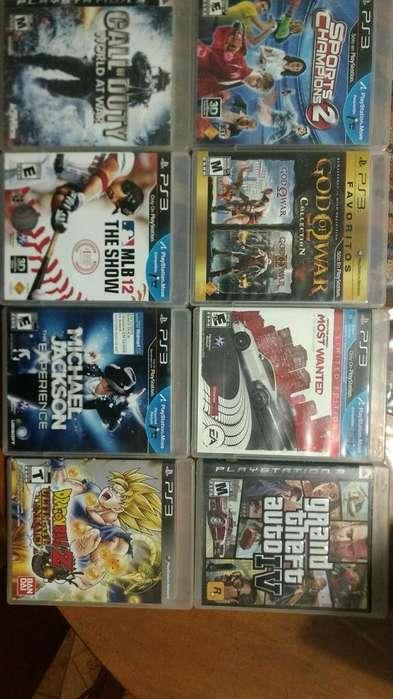 Pack de Juegos Ps3 Liquido!!!