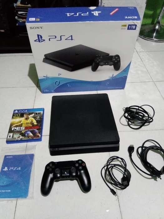 Ps4 Slim 1 Tera Excelente Estado