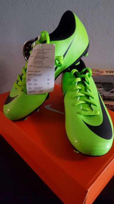 Guayos Nuevos Talla 35 Originales Nike.