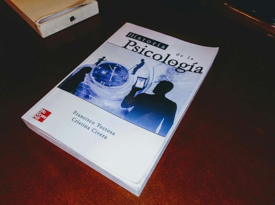 Libro Historia de La Psicologia