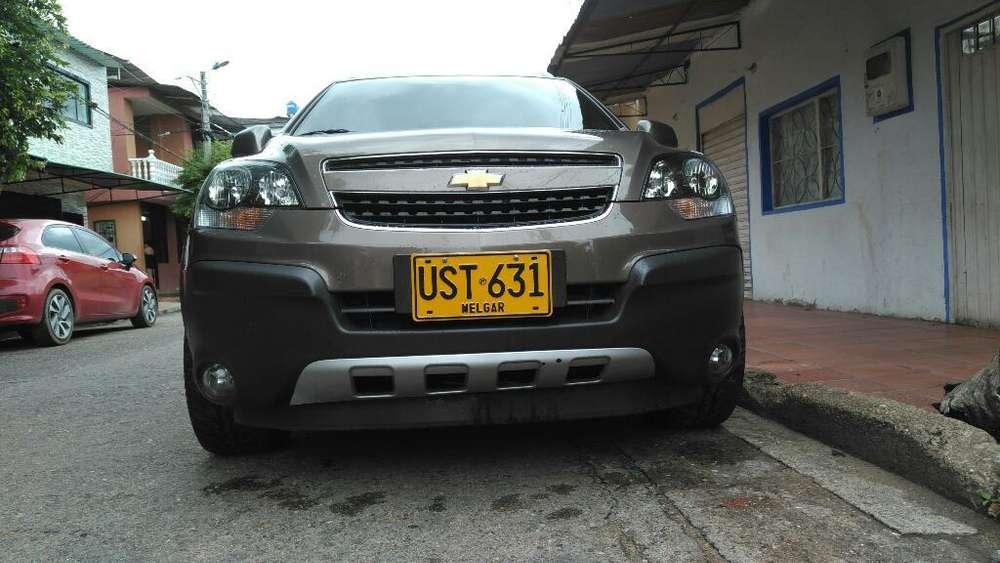 Chevrolet Captiva 2015 - 54000 km