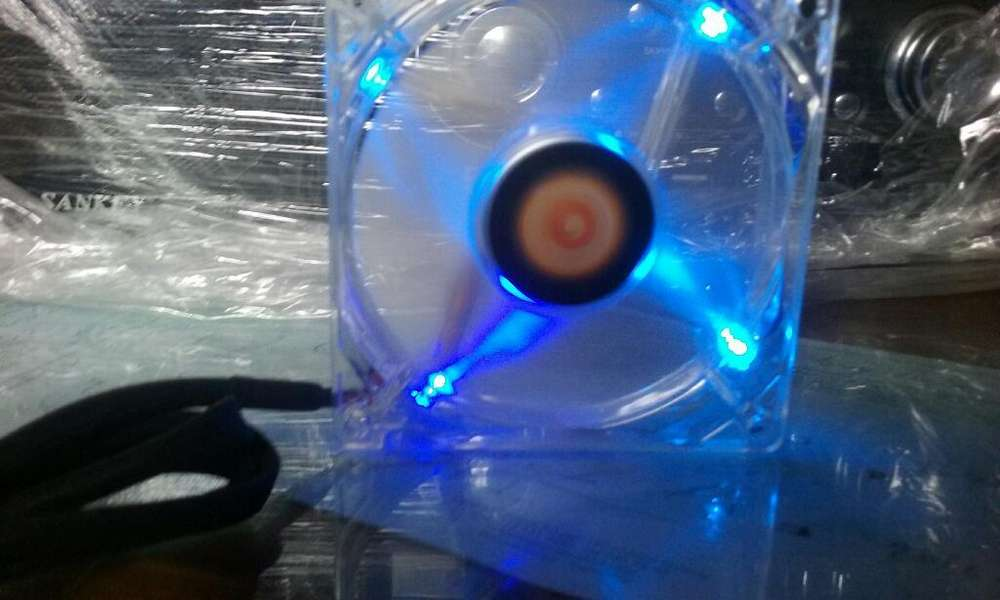 Coolers de Led Azul Y Verde