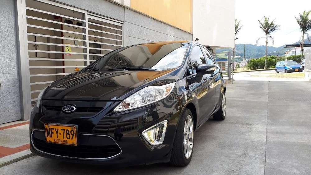 <strong>ford</strong> Fiesta  2013 - 58000 km
