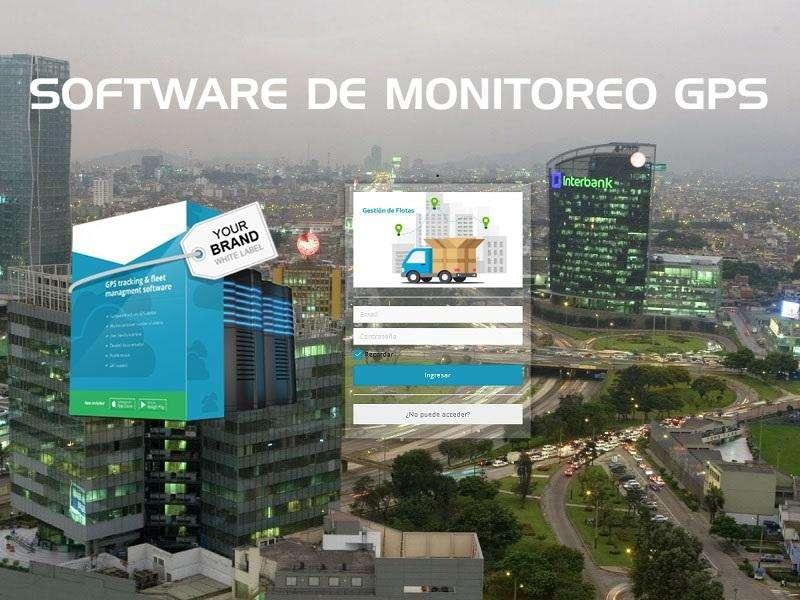Software Profesional De Monitoreo Gps