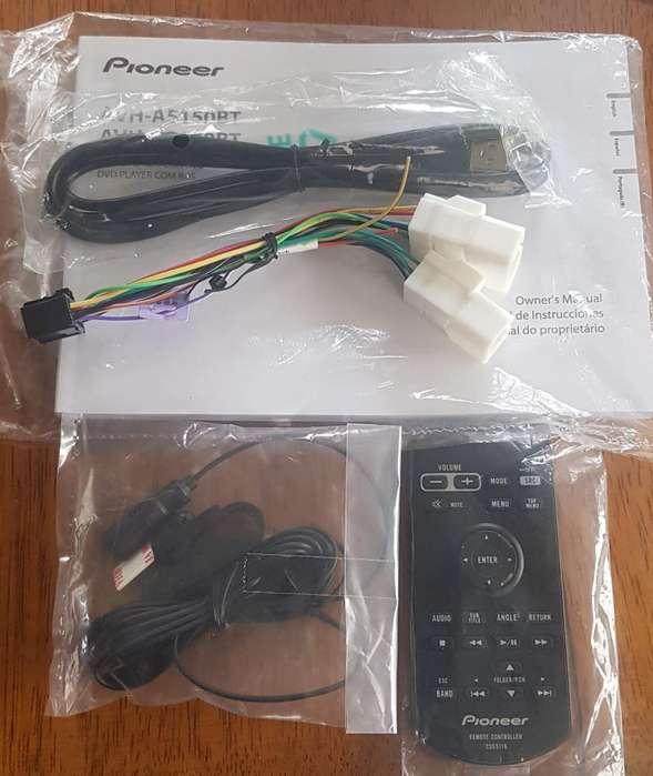 Auto Radio Pioneer Avh 395 Bt