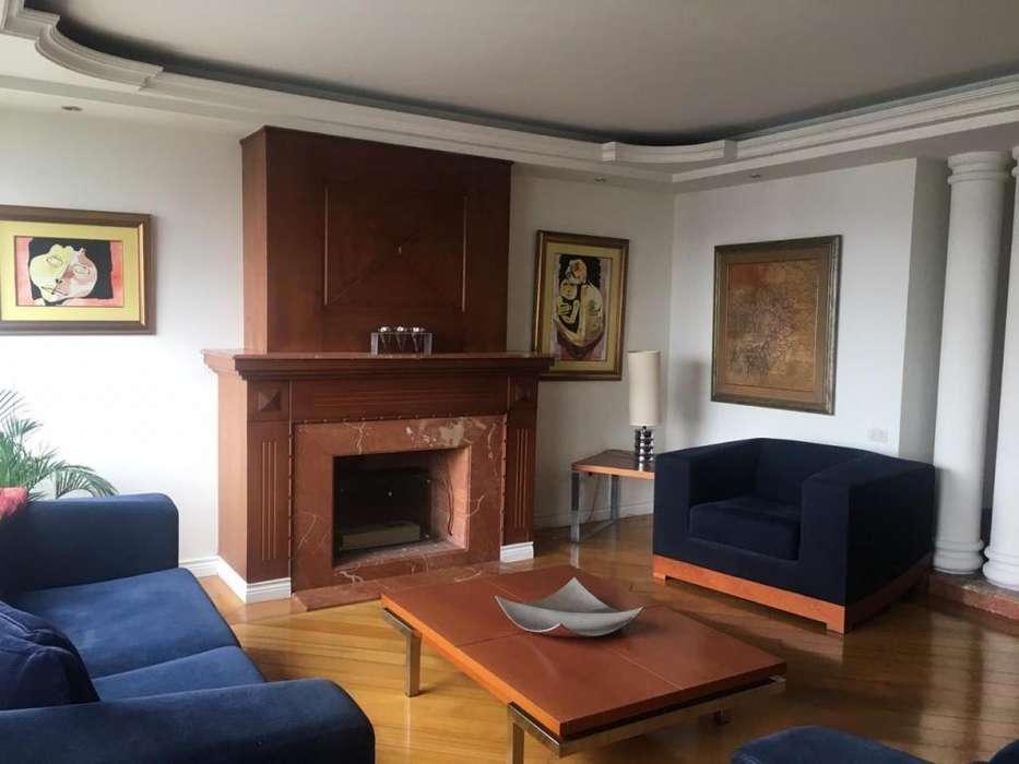 H/ Quito Tenis! Se arrienda hermoso y amplio departamento totalmente amoblado! 169 m2 1500 USD negociables!