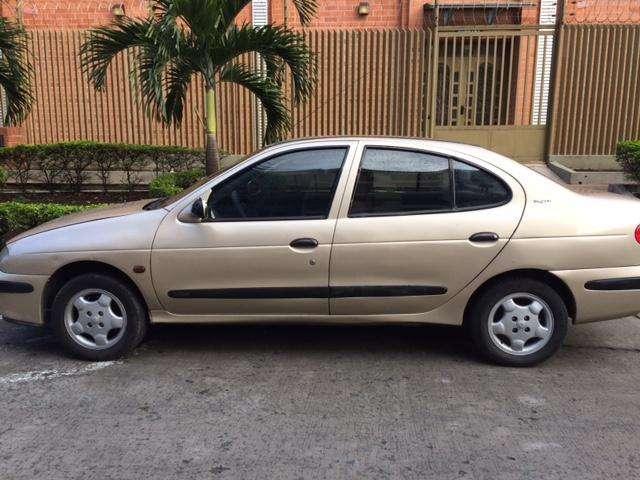 Renault Megane  2002 - 172000 km