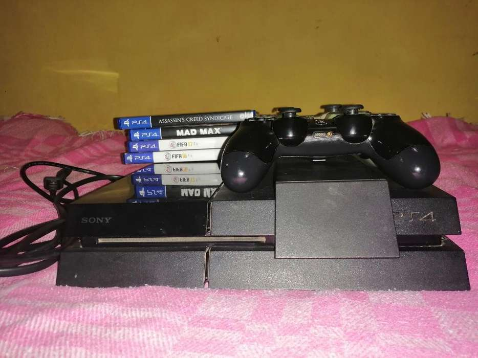 Se Vende Playstation4