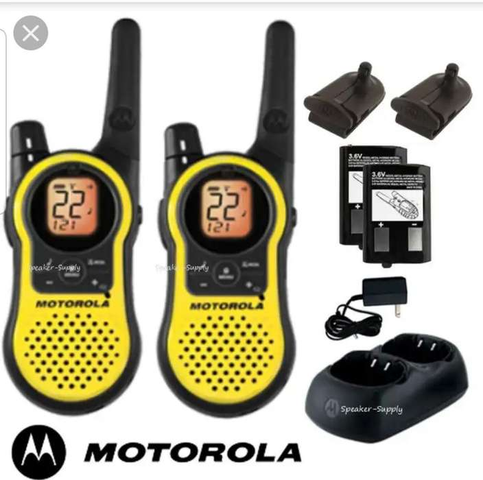 Walkie Talkie Intercomunicador