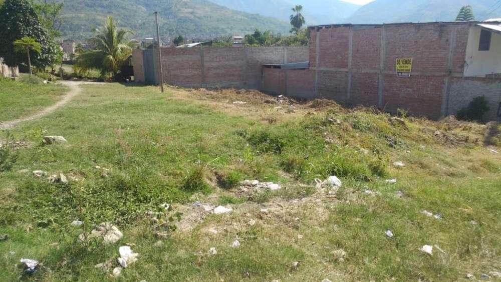 Oportunidad! Venta terreno en Jaén, en esquina, cerca a Av. Pakamuros