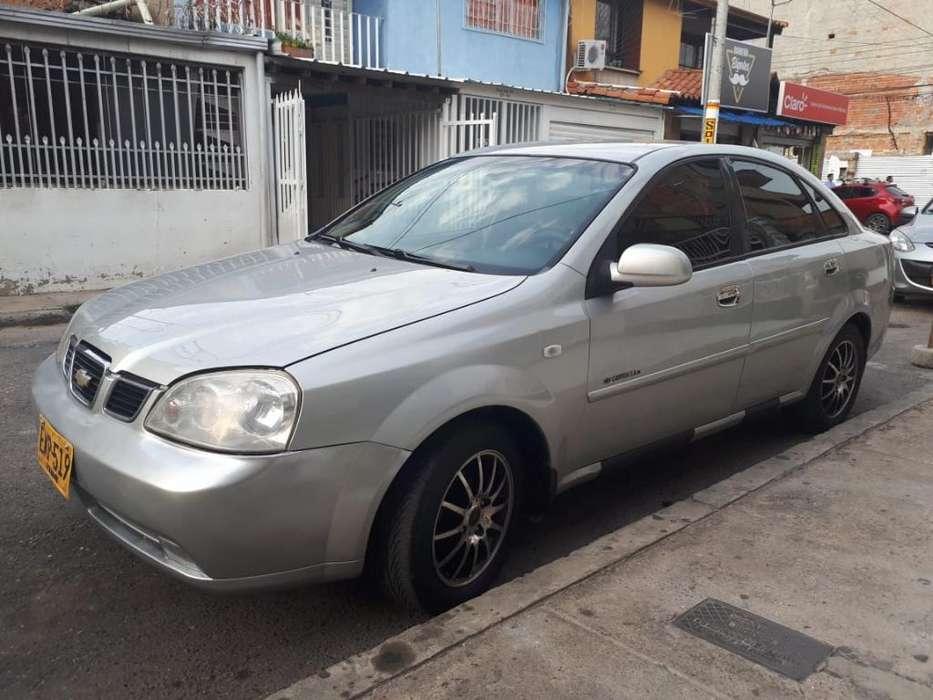 Chevrolet Optra 2004 - 126000 km