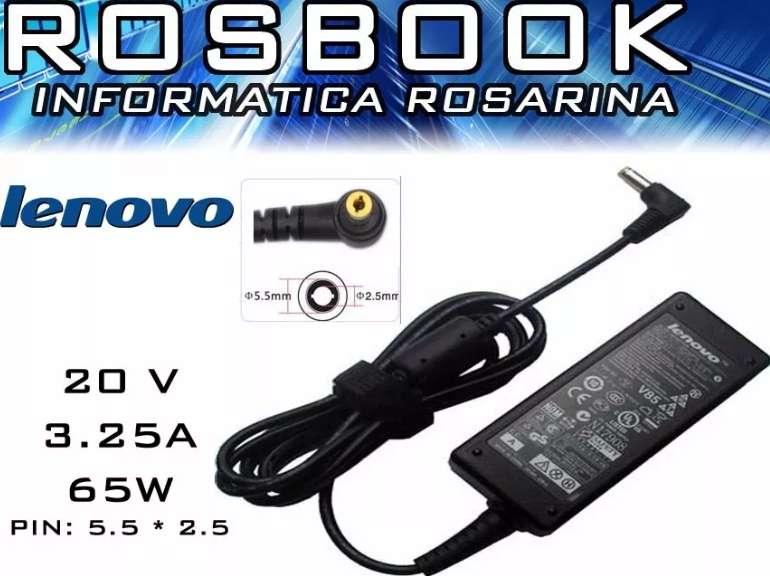 Cargador Lenovo Original 20v 3.25a G450 G460 G480 G550 G580