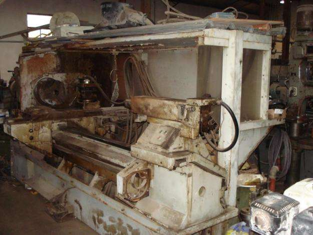 TORNO CNC PULLMAX PESADO PARA RETROFITING