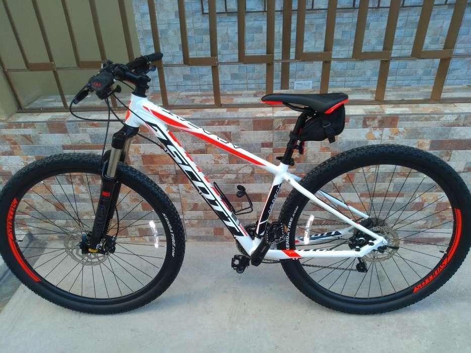 Bicicleta Scott Aspec 920 /2018