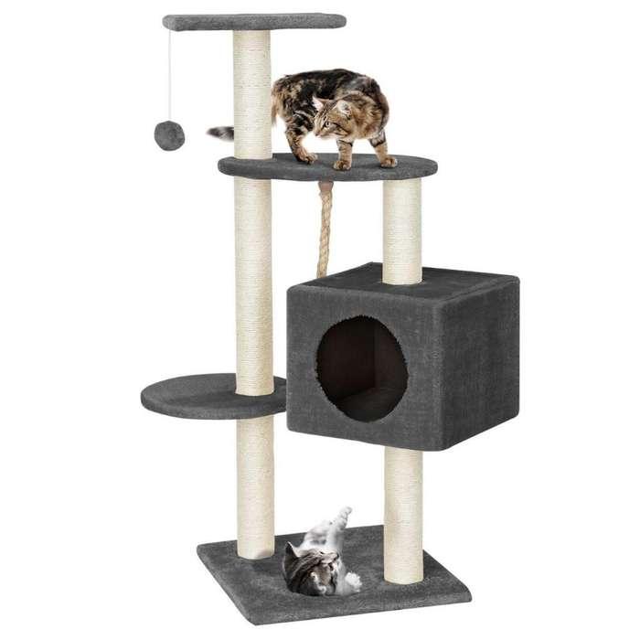 gimnasio rascador para <strong>gatos</strong>