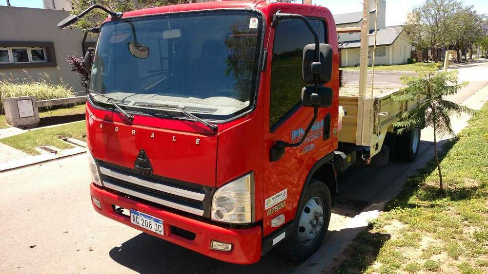 Camioncito Agrale 7500