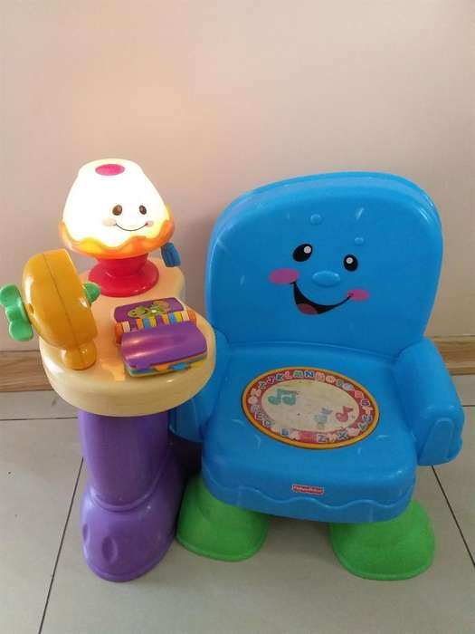 Sillita Musical Fisher Price