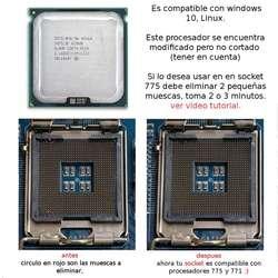 Intel Core2 Quad Xeon X5460 3.16/12mb/1333 X5460 Skt 775