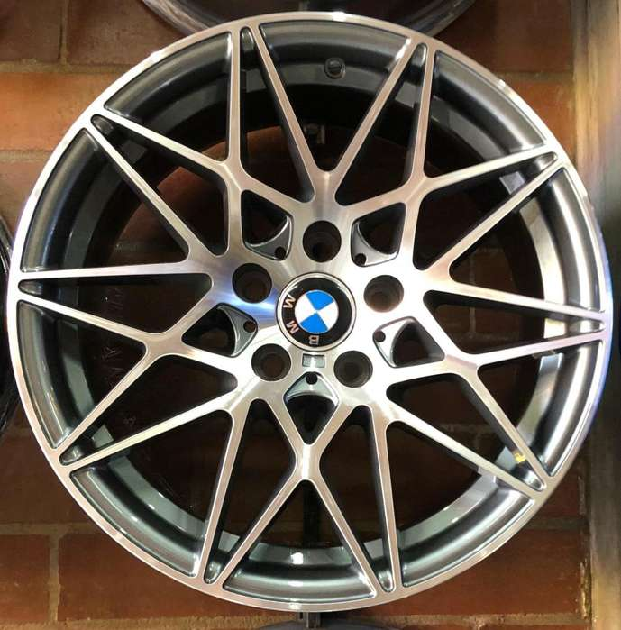 Rines de Lujo 18 5X120 Progresivo BMW y AMAROK