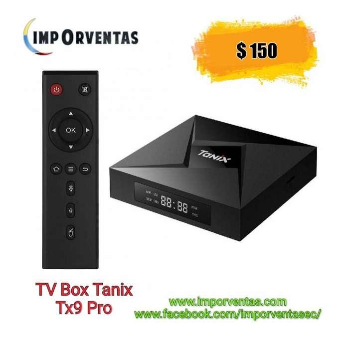 Tv Box Tanix Tx9 Pro 3gb Ram - 32gb Ro