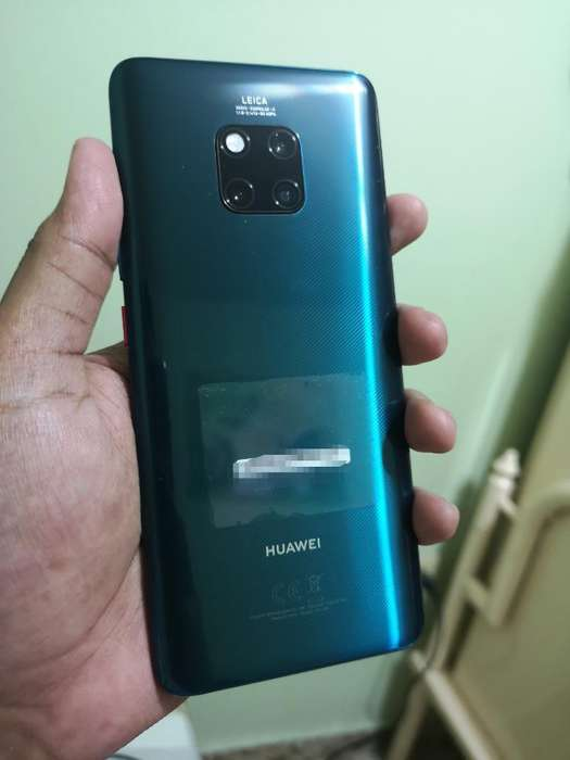 Huawei Mate 20 Pro 128gb Perfecto Estado
