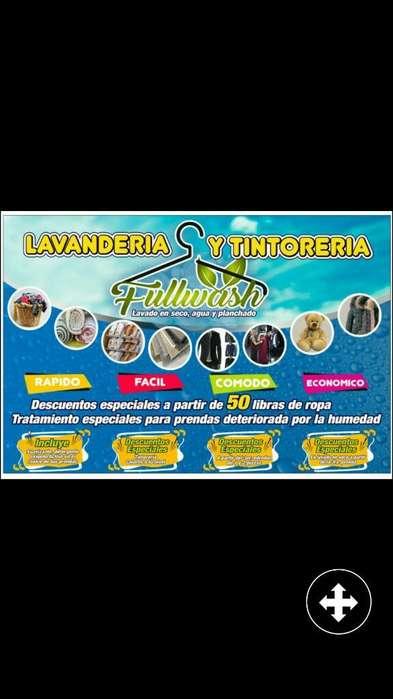 Venta de <strong>lavanderia</strong> Negocio Rentabl