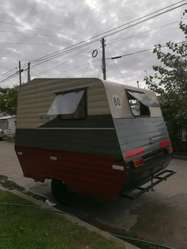 Casa Rodante Mini Rodante