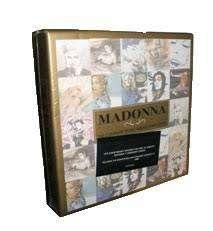 Box set de cds de madonna