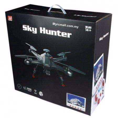 Drone Sky Hunter Ls128 2.4g 4 Canales