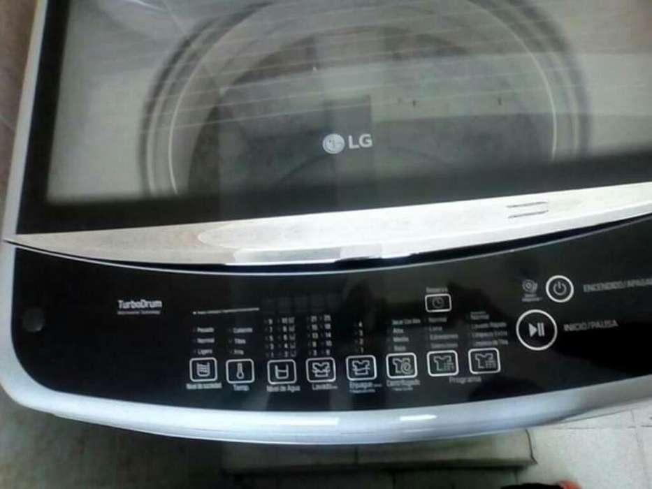 Lavadora Lg 20 Libras