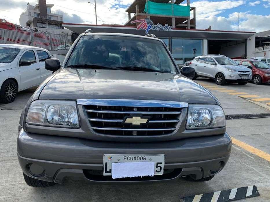 Chevrolet Grand Vitara 2013 - 75000 km